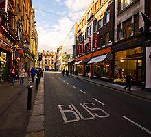 Dublin Streets by Yasser