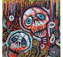 Skull Crew Photographic Print