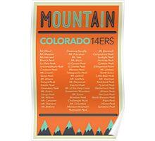 Mountain Man Poster