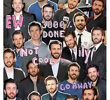 Chris Evans  by thaliaward
