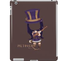 Caitlyn the Sheriff of Piltover iPad Case/Skin