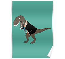 Seventiesaurus Rex Poster