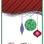 Ornament Christmas Card by AlyOhDesign