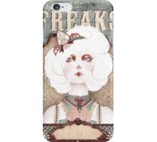 The Beauty Freaks - The Albino iPhone Case/Skin