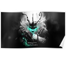 League of Legends - Thresh Poster