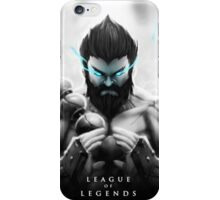 League of Legends - Udyr iPhone Case/Skin