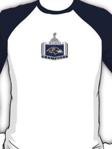 Ravens 2012 T-Shirt