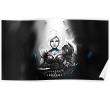 League of Legends - Riven Poster