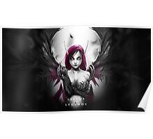 League of Legends - Morgana Poster