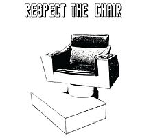Respect the Chair- Star Trek: Into Darkness by Himehimine