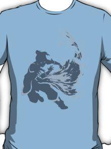 Minimalist Korra from Legend of Korra T-Shirt