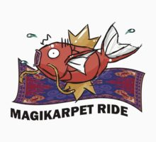 Magikarpet Ride by RKandKO