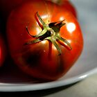 Heirloom Tomatoes by Rachel Valley