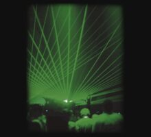 Lasers (Green by Stephen  Smith