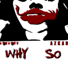 Why so Sirius? Sticker