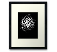 Knotted Up Inside Framed Print
