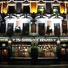 Sherlock Holmes Bar by Ryan Nowell