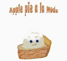 Apple pie a la mode by schmeer