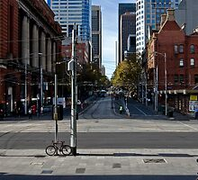 Melbourne, CBD 05 by Marcel Lee