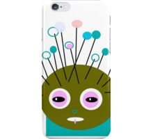 Good hair day art, POLLY DOLLOPS iPhone Case/Skin