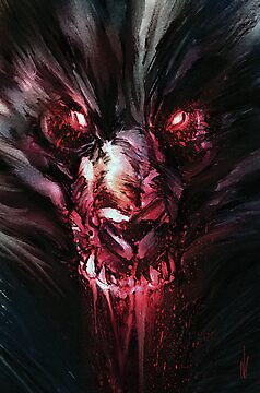Werebear by Chris Wahl