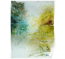 watercolor 111207 Poster