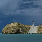 Storm front by Mike Warman