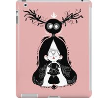 There's a Beast Out There iPad Case/Skin
