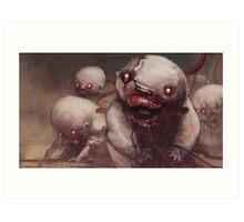 The Unborn Art Print