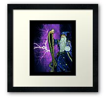 The Conjurer Framed Print