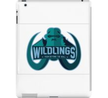Team Wildlings - GoT iPad Case/Skin