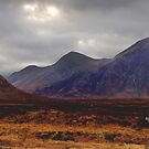 End of October Glencoe by Emily Faulkner