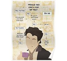 Would you not have a cup of tea? Poster