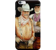 """Gus And Woodrow"" iPhone Case/Skin"