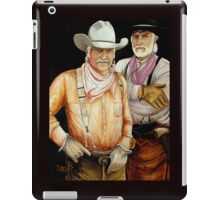 """Gus And Woodrow"" iPad Case/Skin"