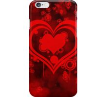 hearty iPhone Case/Skin