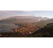 Daybreak over Sorrento Photographic Print