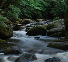Smooth flowing river by KeepsakesPhotography Michael Rowley