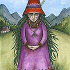 HedgeWitch (Card) by NadiaTurner