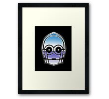 Droid in Disguise Framed Print