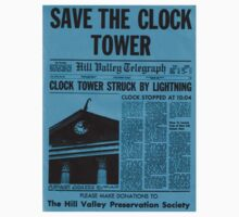 Save The Clock Tower by trevorbrayall