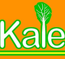Kale - Juicy Goodness by JamesChetwald