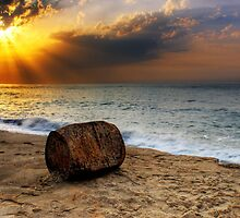 Rusty Sunset by Tony Elieh