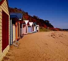 Beach box's by KeepsakesPhotography Michael Rowley