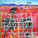 The Barrier by Virginia McGowan