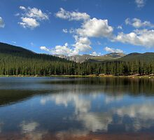 Echo Lake by Scott Ingram