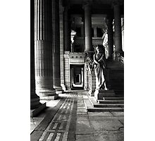 Justice for All ! Photographic Print