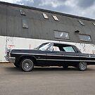 Black Impala by John Jovic