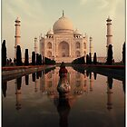 The Taj by BaciuC