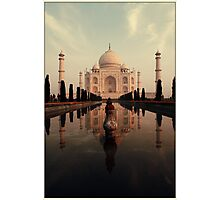 The Taj Photographic Print